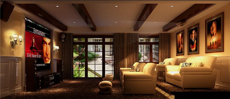欧式 别墅 美观 豪华档次 舒适 温馨 客厅图片来自北京高度装饰设计王鹏程在丹麦小镇377平米欧式古典风格的分享