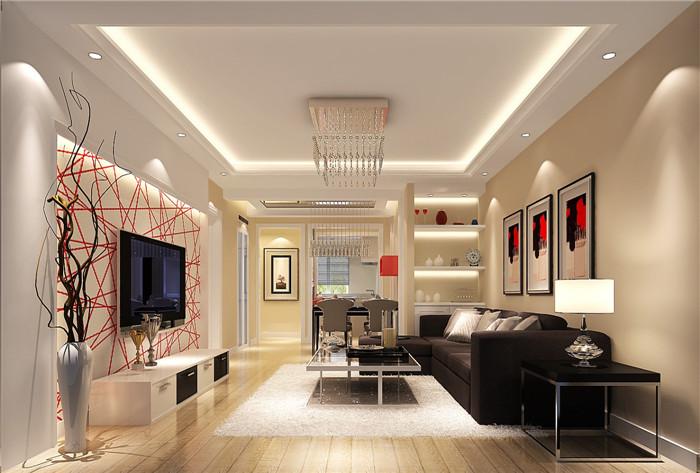 简约 现代 高度国际 二居 白领 80后 小资 公寓 收纳图片来自北京高度国际装饰设计在远离尘嚣的室外桃园的分享