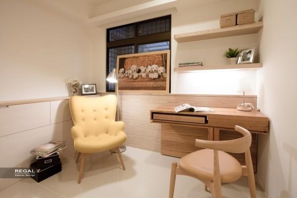 不论是客厅亦或主卧室,以大面通透的对外窗引景入室