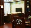 名雕装饰设计-鸿景翠峰二居室雅居-中式餐厅-客厅交汇处