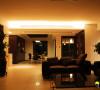 名雕装饰设计-纯水岸三居室文艺雅居客厅