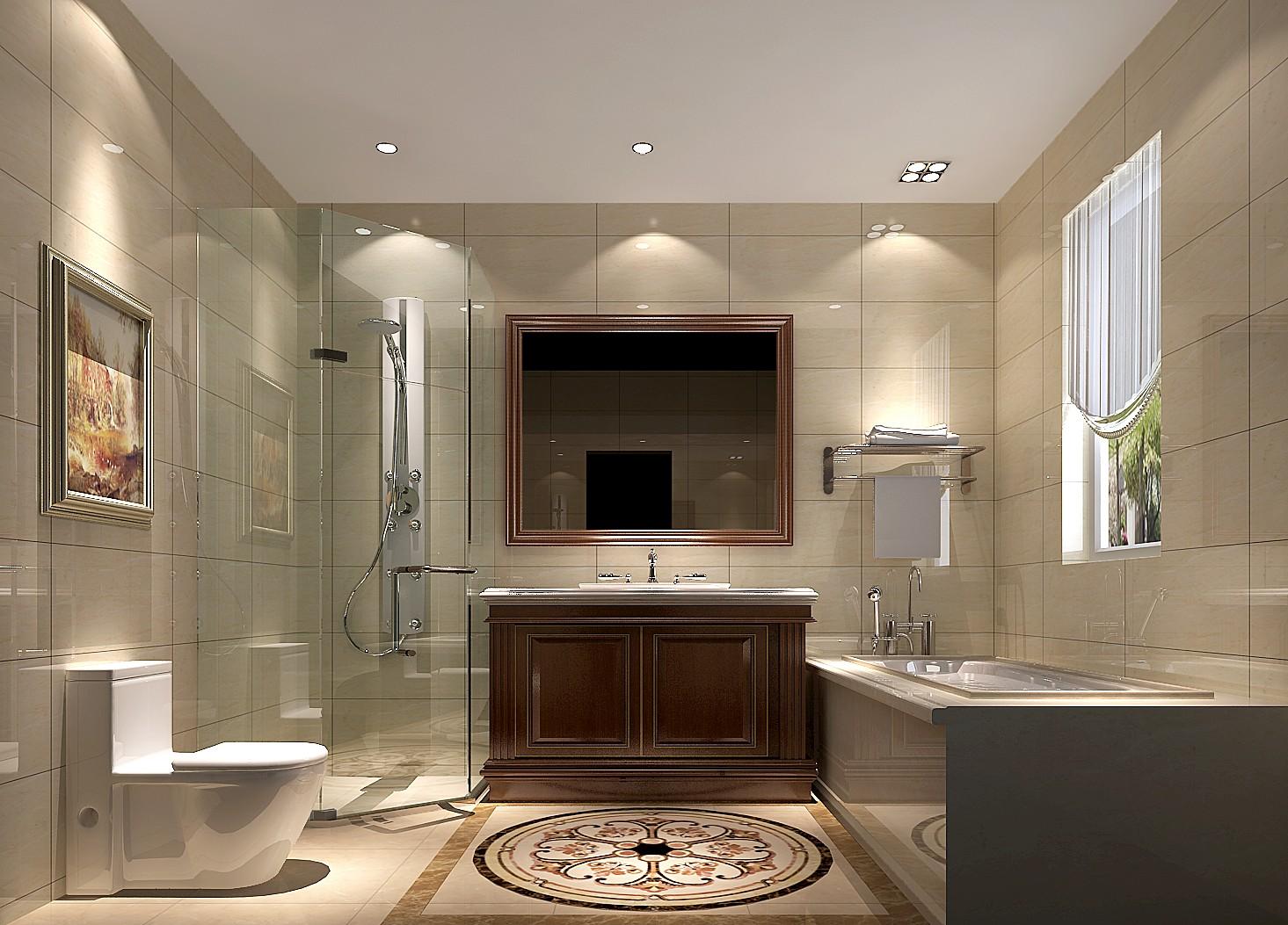高度国际 潮白孔雀城 简约 别墅 卫生间图片来自高度国际在轻装修,重装饰,你也喜欢吗?的分享