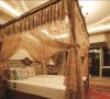 名雕装饰设计-纯海岸复式楼阁-欧式卧室