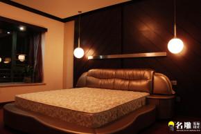现代 三居 文艺青年 名雕装饰 个性家装 卧室 卧室图片来自名雕装饰设计在现代风格-260平三居室文艺家装的分享