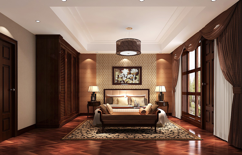 高度国际 潮白孔雀城 联排别墅 东南亚 卧室图片来自高度国际在您也是同样喜欢历史感的人吗的分享