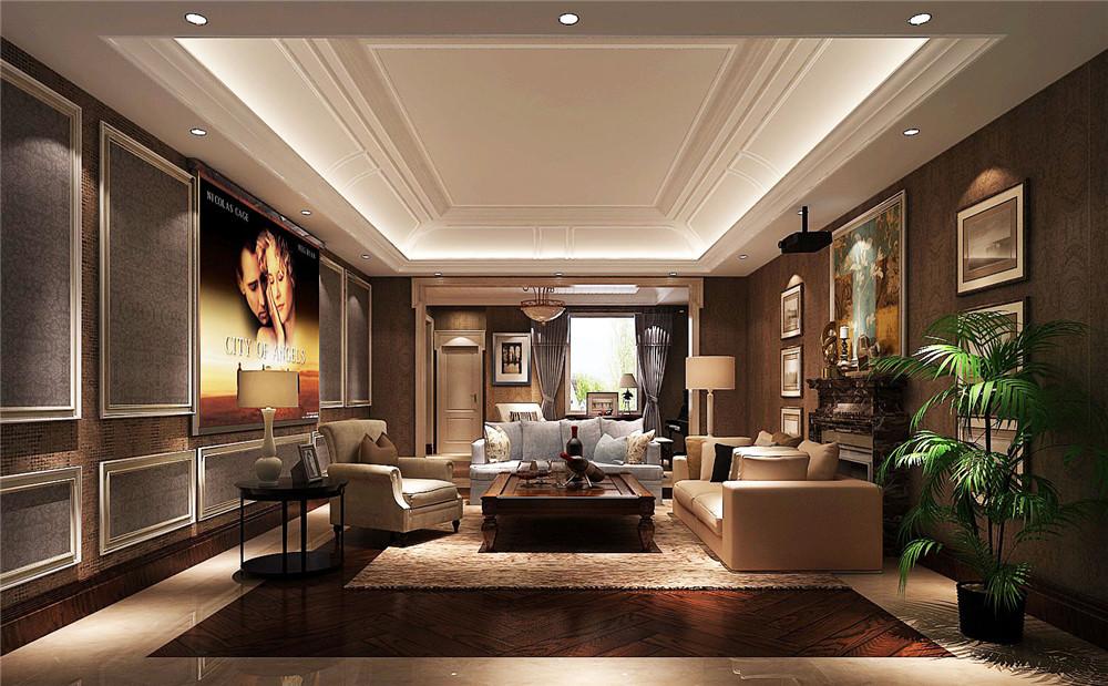 其他图片来自专业别墅设计工作室在托斯卡纳风格别墅装修的分享