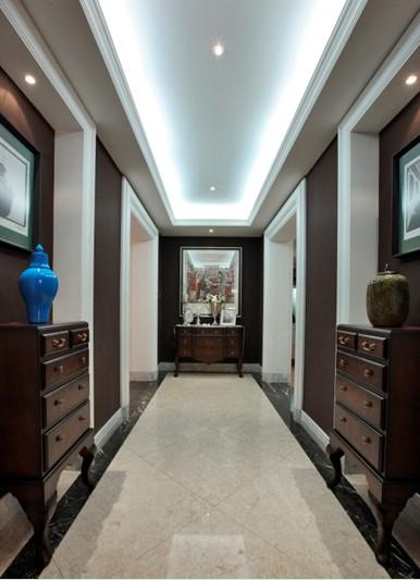 武汉业之峰 装修设计 别墅设计 新古典风格 欧式 装修环保 楼梯图片来自猫咪爱吃鱼在暖色庄园的分享