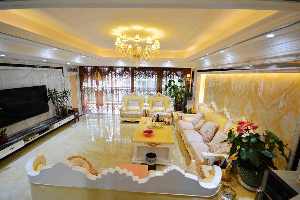 欧式 客厅图片来自13928414192在气韵非风之且感且温馨的分享