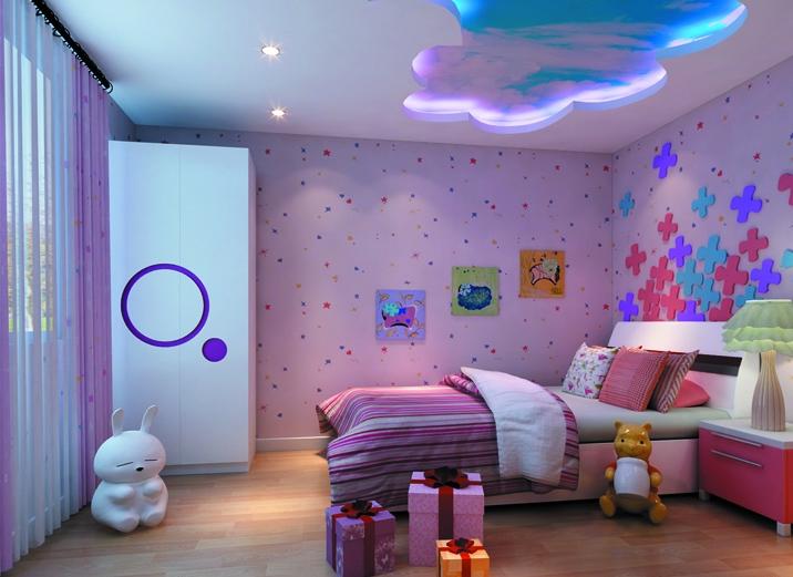 三居 欧式 收纳 80后 儿童房图片来自孙进进在150平三房奢华欧式装修的分享