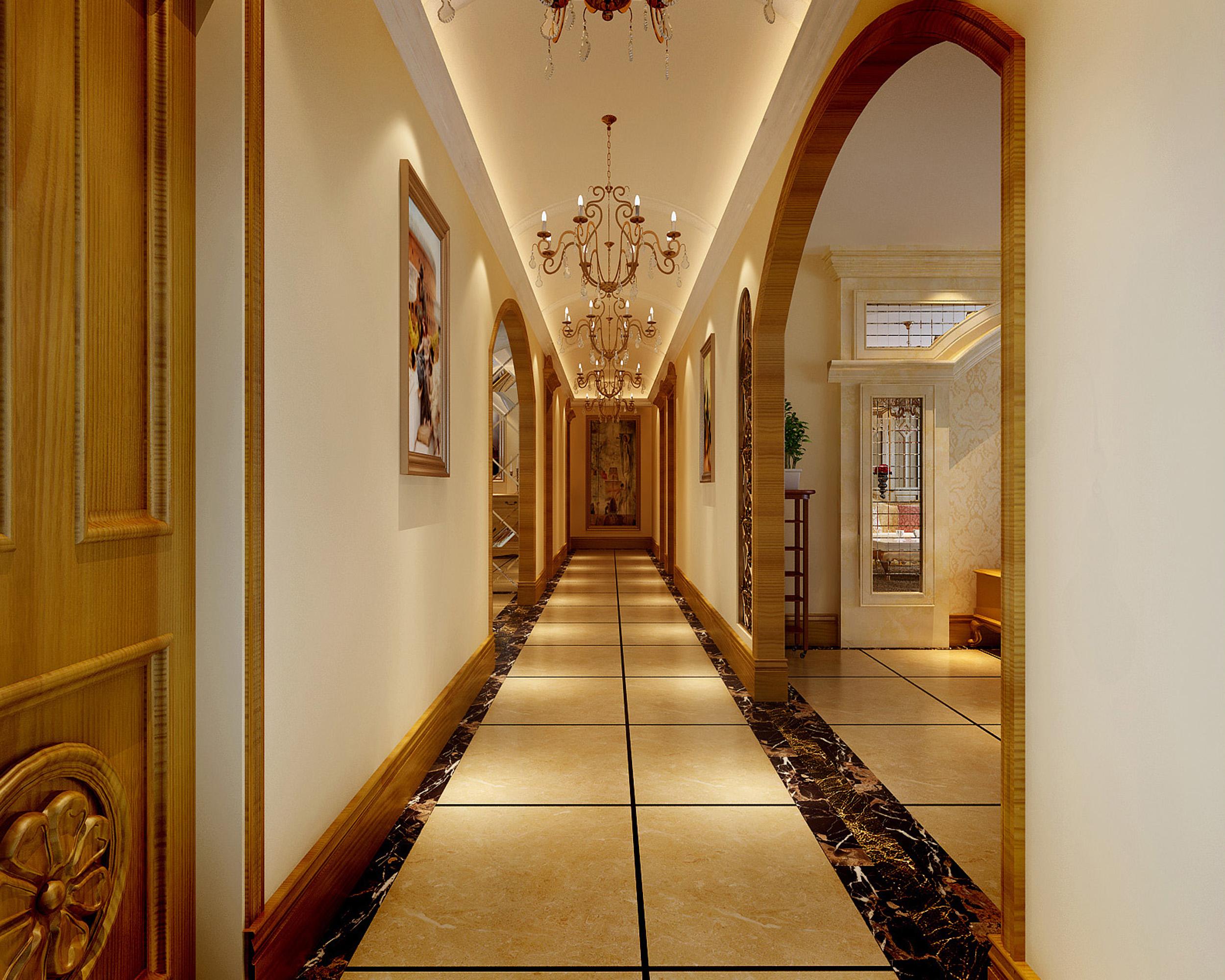 欧式 三居 白领 收纳 80后 小资 其他图片来自实创装饰百灵在115平时尚温馨欧式风格三居室的分享