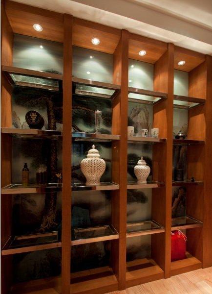别墅 旧房改造 中式 帝湖花园 书房图片来自超凡装饰金牌工长路竹在帝湖花园200平米的分享