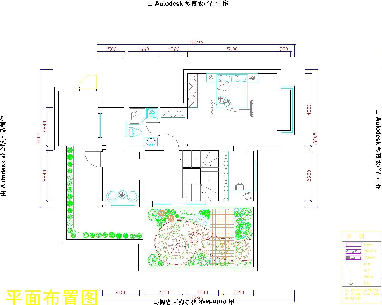装修设计 兰州装修 黄河家园案 效果图 业之峰装修 户型图图片来自兰州业之峰装饰公司在黄河家园设计案例的分享