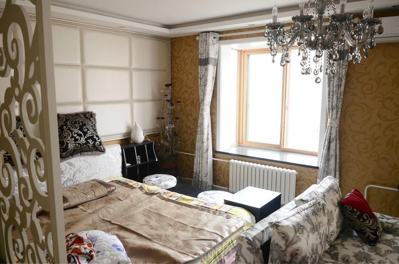 简约 三居 卧室图片来自今朝装饰小闫在灵秀山庄-实景案例的分享
