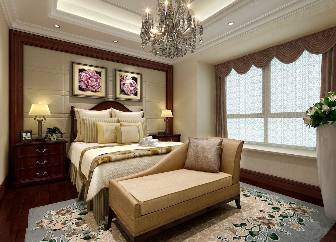 欧式 三居室 收纳 实创 卧室图片来自成都实创装饰在海归13万打造欧式温馨家的分享