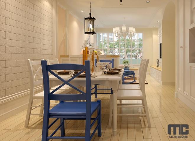 简约 欧式 田园 混搭 二居 白领 餐厅图片来自上海倾雅装饰有限公司在城南新村的分享