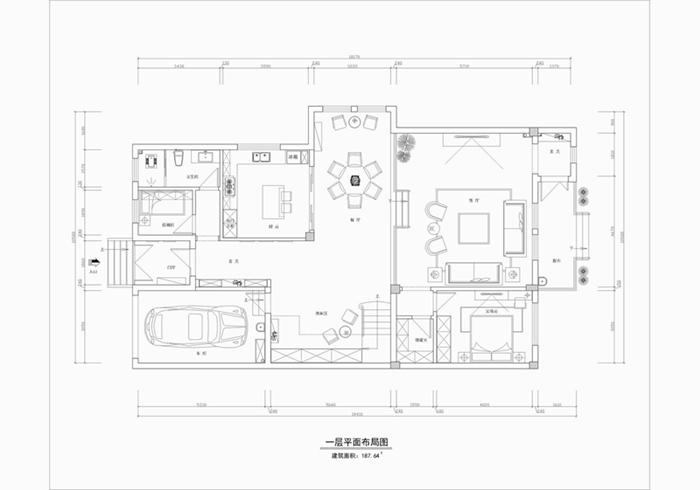 别墅设计 杭州装修 现代欧式风 实创装饰 装修效果图图片来自实创装饰杭州公司在荀庄201平方别墅现代欧式装修图的分享