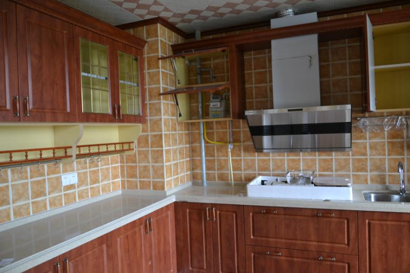 郑州装修 蓝堡湾装修 施工现场 厨房图片来自hncfzs1在蓝堡湾135平装修实景图的分享
