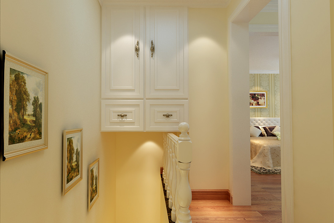 欧式 二居 白领 收纳 旧房改造 80后 小资 玄关图片来自实创装饰完美家装在温馨清新带来春意盎然的心理享受的分享