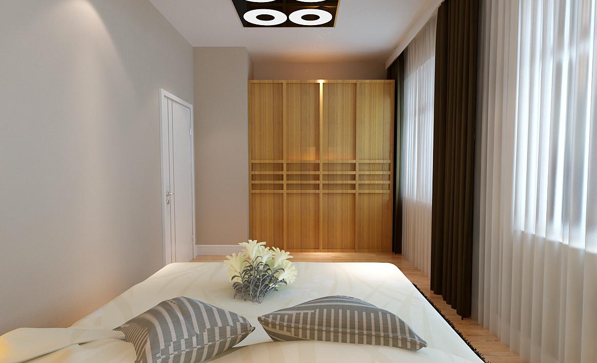 三居 客厅 卧室 厨房 餐厅 白领 收纳 简约图片来自实创装饰完美家装在温馨舒适完美诠释长阳国际城的分享