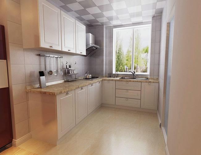 简约 现代 厨房图片来自北京世家装饰工程有限公司在新新怡园 现代的分享