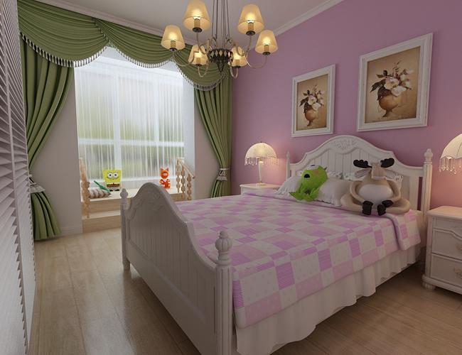 简约 现代 儿童房图片来自北京世家装饰工程有限公司在新新怡园 现代的分享