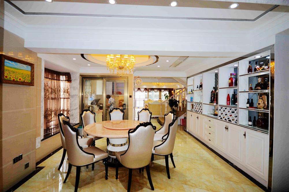 欧式 餐厅图片来自13928414192在气韵非风之且感且温馨的分享