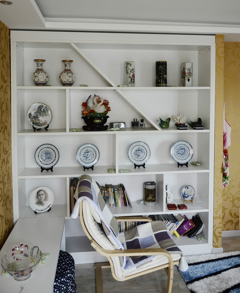 简约 三居 客厅图片来自今朝装饰小闫在灵秀山庄-实景案例的分享