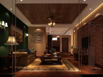 长滩壹号105㎡托斯卡纳公寓