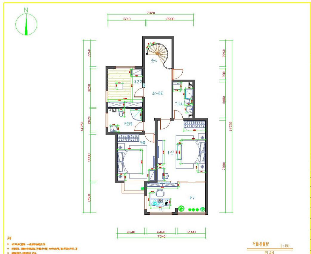 欧式 别墅 客厅 卧室 厨房 餐厅 白领 旧房改造 小资图片来自实创装饰完美家装在古典欧式精彩演绎顺鑫花语大宅的分享