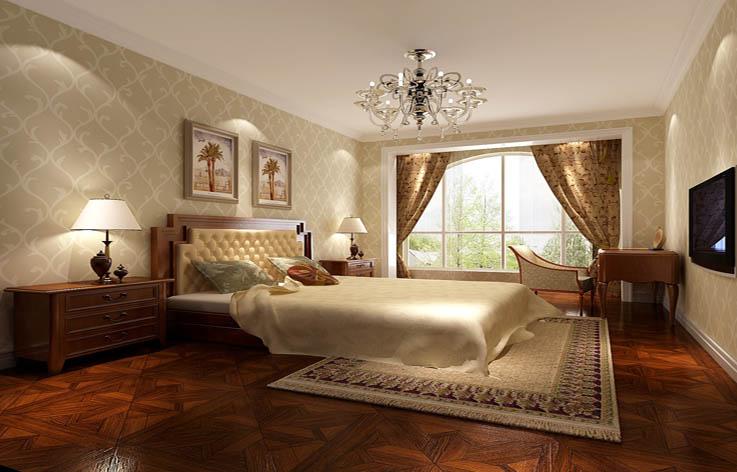 四居 简欧 白领 北京装修 高度国际 80后 小资 卧室图片来自高度国际装饰华华在用简单的线条勾勒出不简单造型的分享