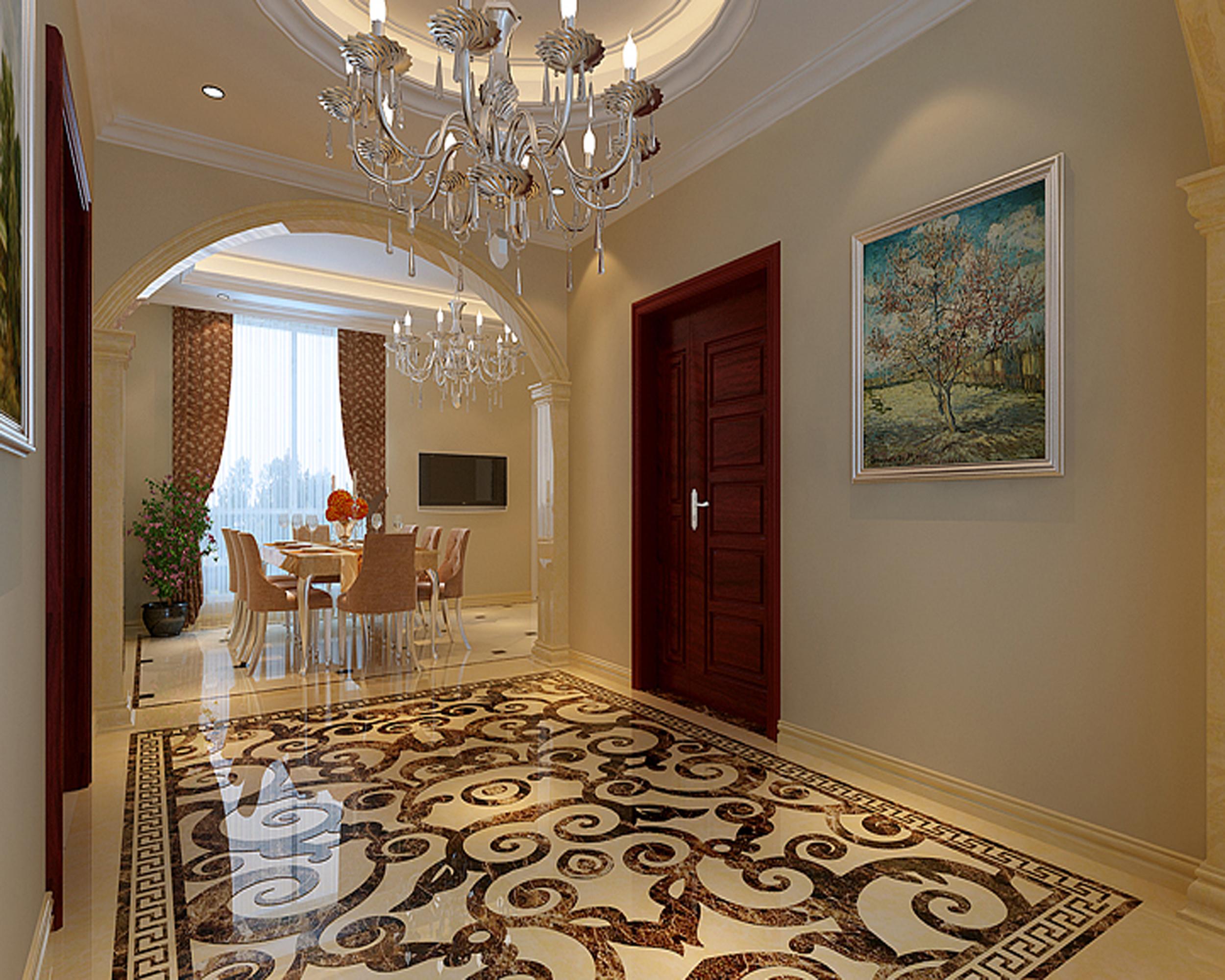 欧式 别墅 白领 收纳 80后 小资 其他图片来自实创装饰百灵在观湖国际140平米欧式风格的分享