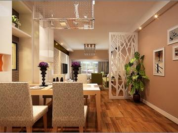 94平老房改造温馨居室