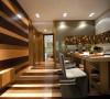 设计理念:作为家的装饰重点区域,不应该太随意, 亮点:与客厅的设计装饰相协调