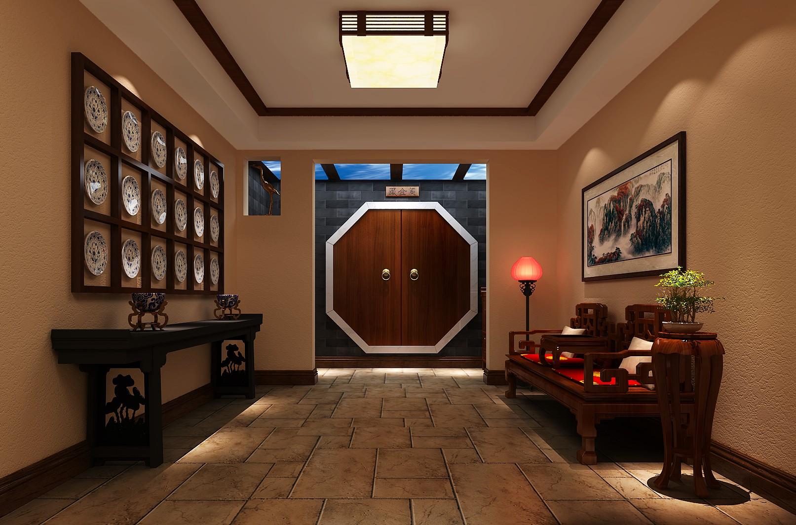其他图片来自专业别墅设计工作室在远洋傲北的分享