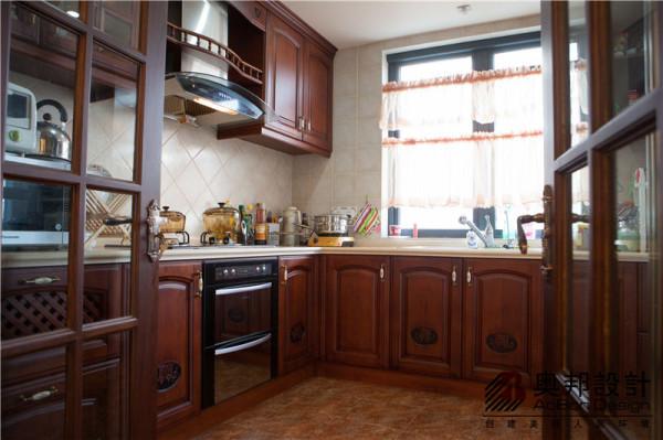 整体厨房设计