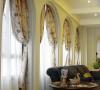 地中海风情-260平异域休闲三居室