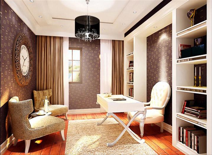欧式 简约 别墅 家居 生活 风水 家庭装修 室内设计 报价 其他图片来自曹丹在现代-使整个空间高贵不失典雅。的分享