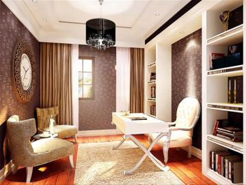 现代-使整个空间高贵不失典雅。