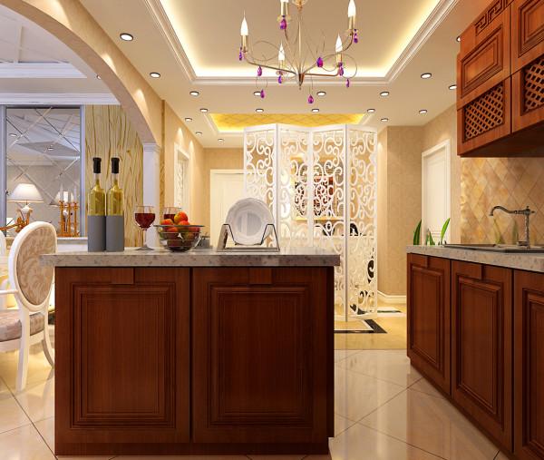 """简欧风格继承了传统欧式风格的装饰特点,吸取了其风格的""""形神""""特征,在设计上追求空间变化的连续性和形体变化的层次感,室内多采用带有图案的壁纸、地毯、窗帘、床罩、帐幔及古典装饰画,体现华丽的风格。"""