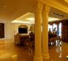 欧式风格-160平三居室奢华家装