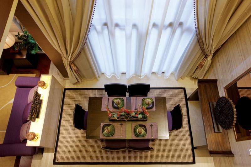 简约 别墅 四居 成都装饰 成都装修 厨房图片来自华西装饰集团在佛光钧廷227m²现代简约风格推荐的分享
