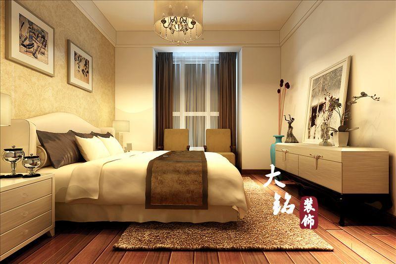 三居 白领 80后 中式 卧室图片来自大铭装饰设计工程有限公司在升龙国际新中式风格装修的分享