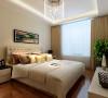 设计理念:休息与睡眠是调节舒缓每天工作疲劳的重要空间,营造氛围为业主提供更好的休息空间。亮点:壁纸,布艺
