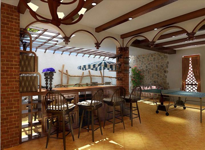 欧式 简约 别墅 家居 生活 风水 家庭装修 室内设计 报价 餐厅图片来自曹丹在现代-使整个空间高贵不失典雅。的分享