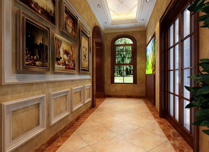 实创装饰 400平别墅 美式别墅 欧式别墅 其他图片来自沈阳实创装饰-宋晓在55.5万打造轻松休闲奢华舒适别墅的分享