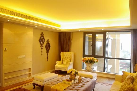 简约 二居 白领 收纳 80后 小资 欧式 客厅图片来自新空间新整装陈二丫在华润凤凰城104平米简约风格的分享