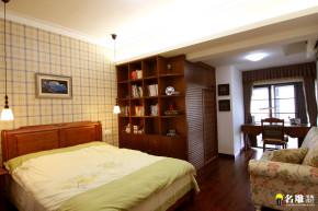 美式 别墅 自然 居家 名雕丹迪 高富帅 卧室图片来自名雕丹迪在美式风情-220平硅谷别墅自由空间的分享