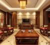 4室2厅2卫完美演绎中式风格