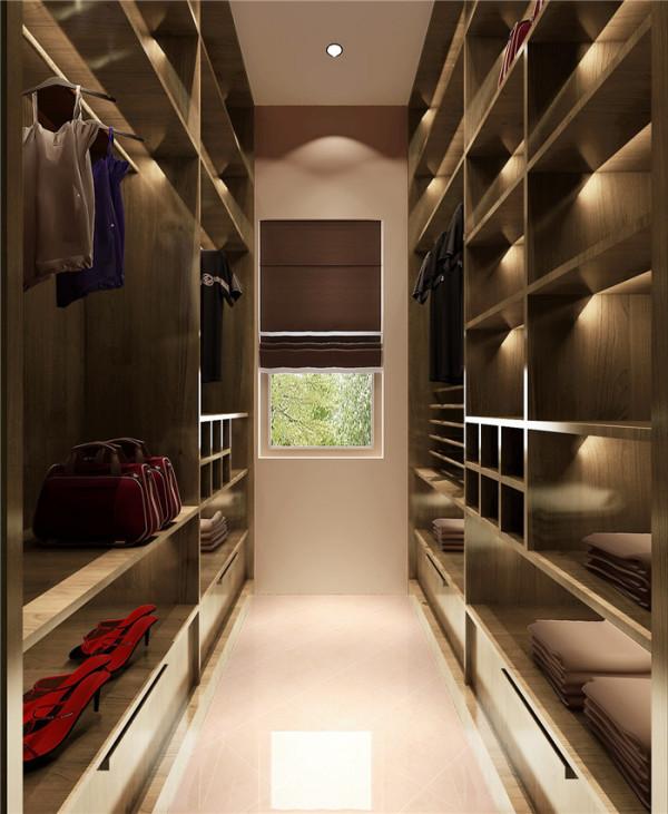 衣柜 本案以业主需求及孩子为主线确定风格,整体以黑白为主,墙面米白色,体现温馨,舒适, 业主从事行业为医生,对一些繁锁的设计造型不太接受,喜欢简简单单,干干净净.