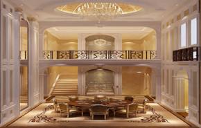 欧式 新古典 美观 气派 舒适 温馨 餐厅图片来自北京高度装饰设计王鹏程在中海尚湖世家欧式新古典风格的分享